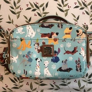Dooney and bourke Disney dogs ambler crossbody